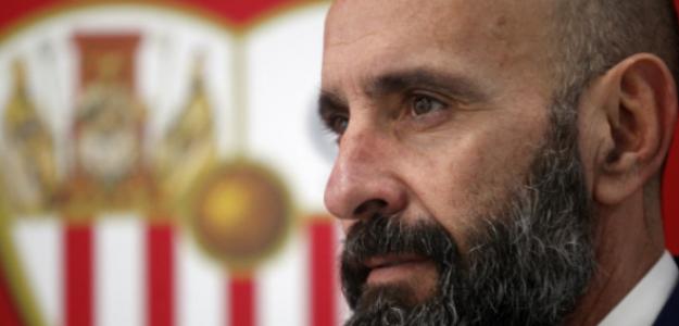 """Monchi ya tiene atado a un delantero para la próxima temporada del Sevilla FC """"Foto: ABC"""""""