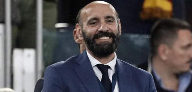 Monchi, director deportivo del Sevilla (EFE)