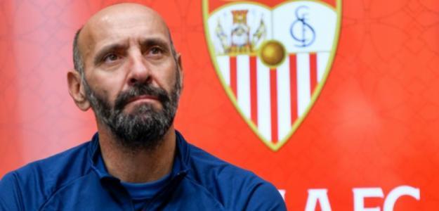 Los tres grandes objetivos de Monchi para que el Sevilla aspire a LaLiga