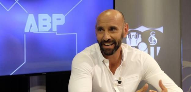 Monchi', director deportivo del Sevilla / sevillafc.es.