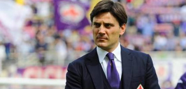 "La inexplicable continuidad de Montella en la Fiorentina ""Foto: Gazzetta"""
