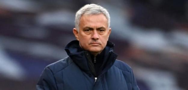 Mourinho apunta a LaLiga para olvidar a Dzeko
