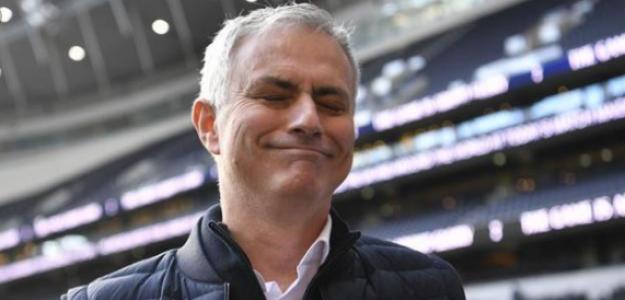 """Mourinho vuelve a pecar de falta de picardía """"Foto: 20minutos"""""""