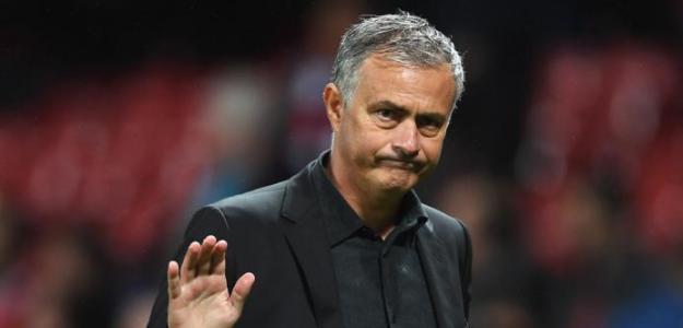 Mourinho durante un partido. / depor.com