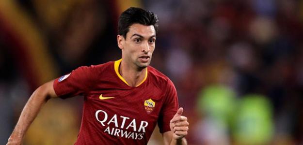 Javier Pastore en un partido con el Roma / Youtube