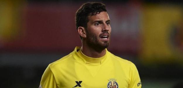 Musacchio durante su etapa en el Villarreal CF (Youtube)