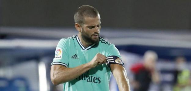 El AC Milan pide la cesión de Nacho Fernández | FOTO. REAL MADRID