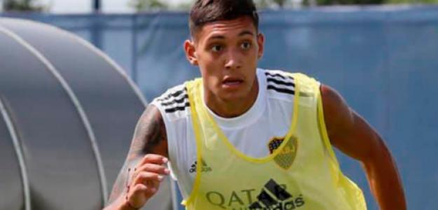 """Nahuel Molina, el error de Boca Juniors que ahora apunta a la Selección Argentina """"Foto: Infobae"""""""