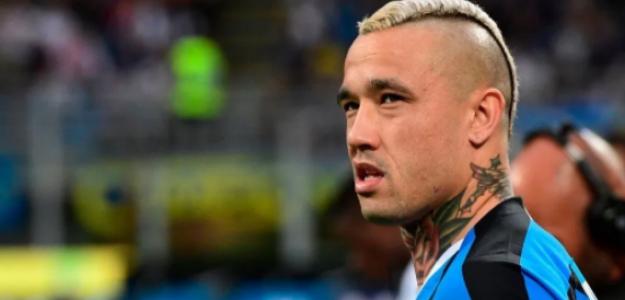 """Nainggolan tiene lo que Conte necesita en el Inter de Milán """"Foto: Soy Calcio"""""""