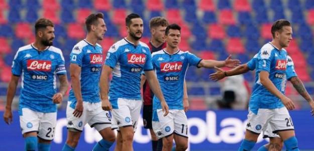 ¿Cómo juega el Napoli de Gennaro Gattuso?   FOTO: NAPOLI