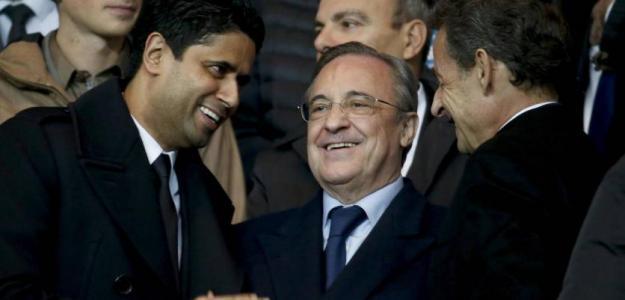 Nasser Al- Khelaïfi y Florentino Pérez / El confidencial