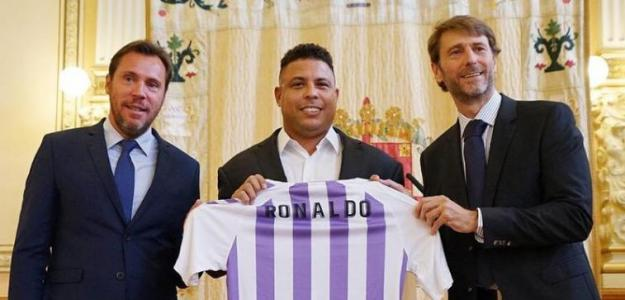 El rotundo fracaso de Ronaldo con un fichaje estrella del Valladolid