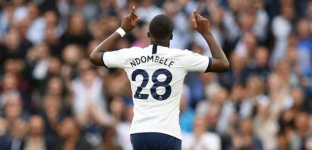 El mejor Ndombélé brilla en el peor Tottenham