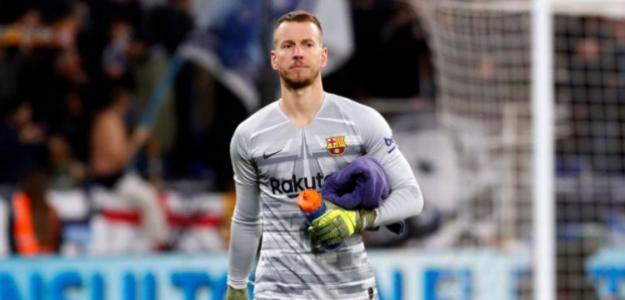 """Neto se convierte en """"nuevo problema"""" para el FC Barcelona   foto: fc barcelona"""
