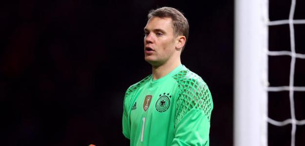 Neuer sigue sin renovar y apunta a salir en verano / fourfourtwo.com