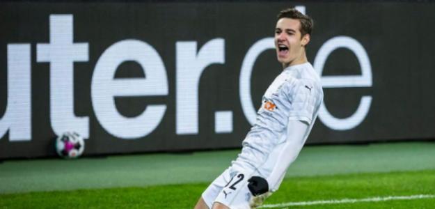 El Liverpool encuentra al reemplazante de Wijnaldum: Florian Neuhaus