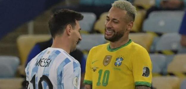 Neymar convenció a Messi para fichar por el PSG / Depor.com