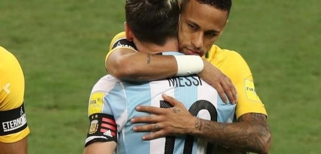 Neymar está intentando convencer a Leo Messi / Ole.com.ar
