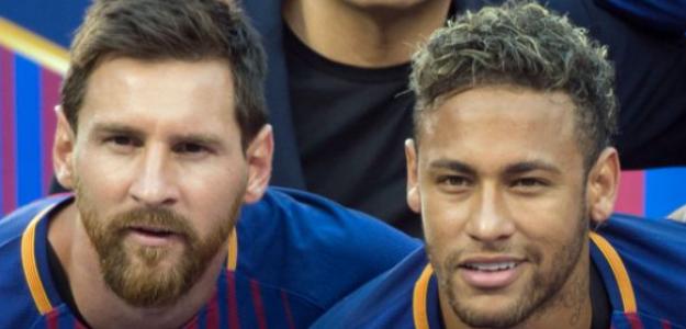 """Rumores de fichajes: El responsable de la llegada de Neymar al FC Barcelona afirma que Laporta podría volver a firmarle """"Foto: AS"""""""