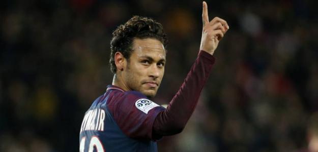 La constante bajada de pantalones del Barcelona con Neymar