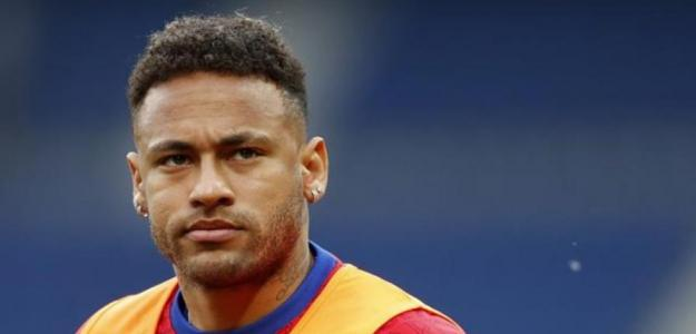 """El Barcelona contacta con Neymar./ Foto: ABC"""