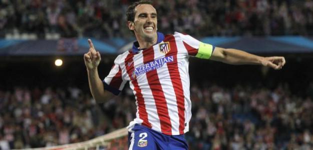 Diego Godín / Atlético de Madrid.