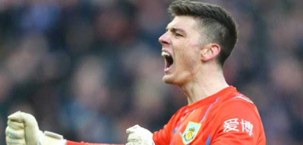 """¡Abran los ojos, Nick Pope es el mejor portero de la Premier League! """"Foto: News English"""""""