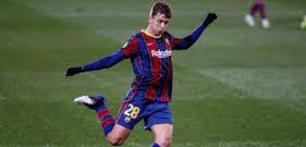 Fichajes FC Barcelona: Nico González la primera cara nueva para la 21/22. Foto: FC Barcelona Noticias
