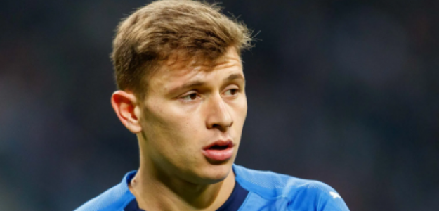 """El Inter de Milán quiere sellar la renovación de Nicolò Barella """"Foto: Serie A"""""""