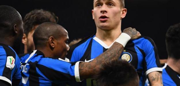 Nicolo Barella continúa su explosión en el Inter de Milán