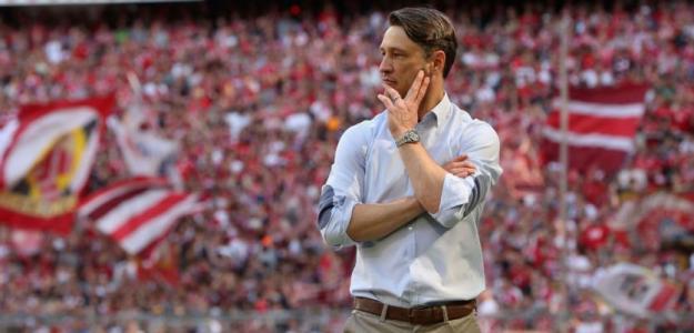 Niko Kovac, entrenador del Bayern. Foto: ESPN