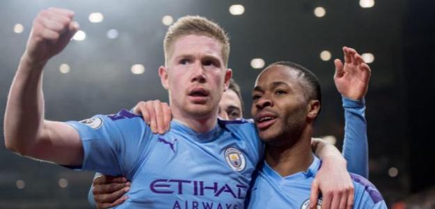 El nuevo problema de Sterling en el Manchester City