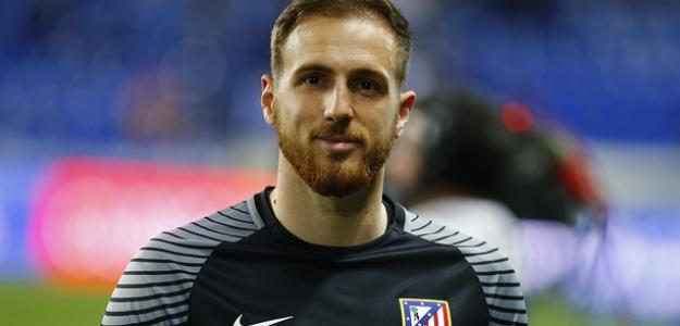 Oblak se da cuenta de su cruda realidad en el Atlético / Atleticodemadrid.com