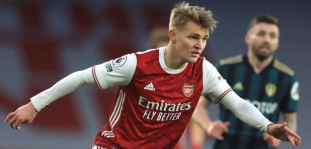 El nuevø Arsenal disfruta con Martin