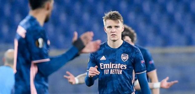 La oferta que le ha hecho el Dortmund al Real Madrid por Odegaard