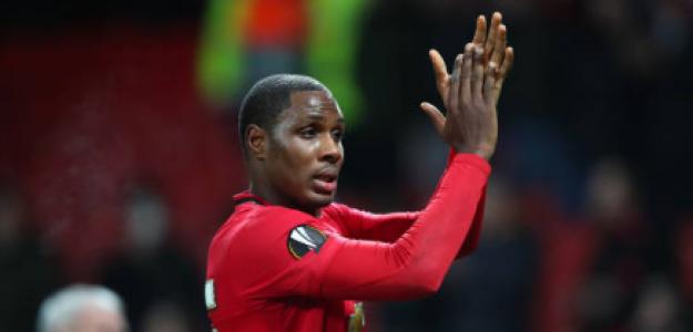"""""""Ighalo ampliará su vínculo con el Manchester United. Foto: Getty Images"""""""