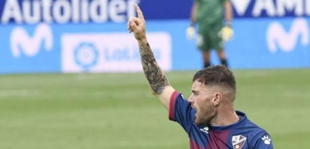 Javi Galán ficha por el Celta de Vigo. Foto: Getty