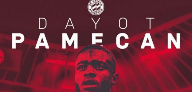 OFICIAL: Dayot Upamecano nuevo jugador del Bayern de Münich. Foto: Bayern