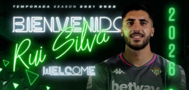 OFICIAL: El Betis ficha a Rui Silva / RealBetis