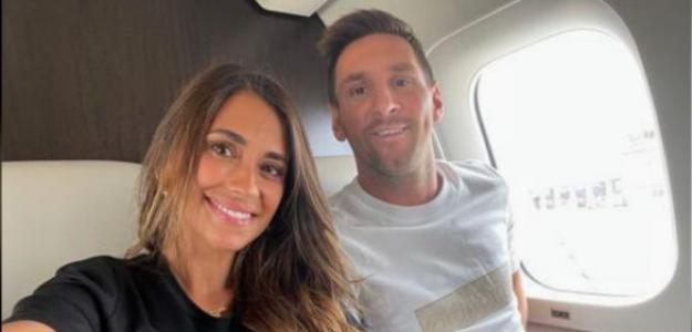 OFICIAL: Leo Messi ya es del PSG / Twitter