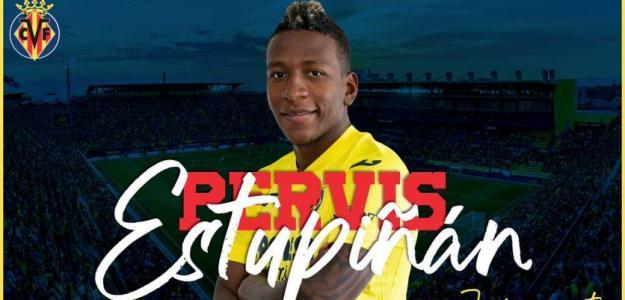 OFICIAL: Pervis Estupiñan ya es del Villarreal / Villarrealcf
