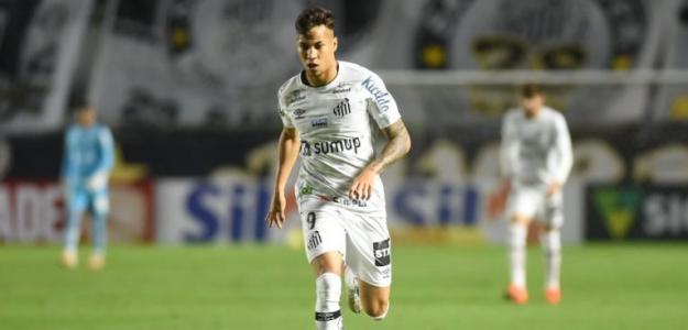 OFICIAL: Kaio Jorge, nuevo fichaje de la Juventus de Turín