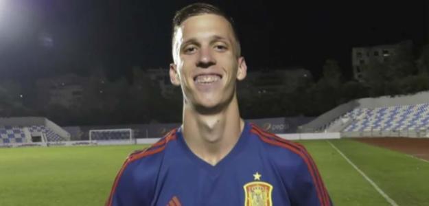 Valencia CF y Sevilla FC, las mejores opciones para Dani Olmo / Selección Española