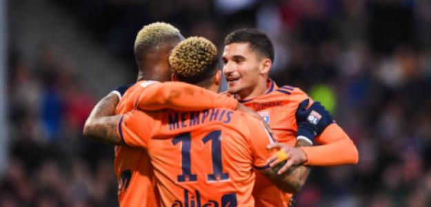 """""""El Lyon gana enteros para retener a sus estrellas. Foto: Getty Images"""""""