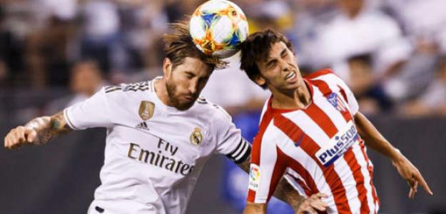 """El once del Atlético para el derbi """"Foto: rpp.pe"""""""