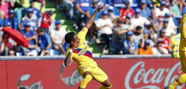 OPINIÓN: La nefasta gestión del FC Barcelona con Júnior Firpo. Foto: FC Barcelona