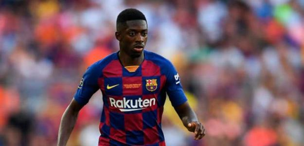 El nuevo pretendiente de Ousmane Dembélé | FOTO: FC BARCELONA