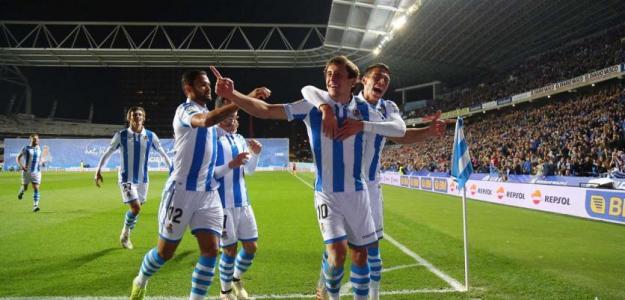 La Real Sociedad ya puede irse despidiendo de Mikel Oyarzábal
