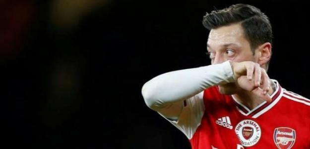 Özil cada vez más cerca de marcharse del Arsenal / Besoccer.com