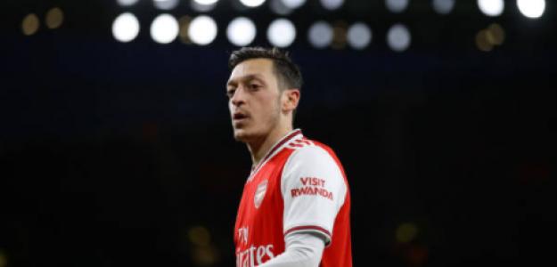 """""""El otro equipo de la MLS en el que podría acabar Özil./ Foto: Getty Images"""""""